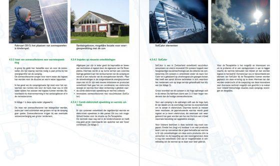 Rapport, brochure of nieuwsbrief